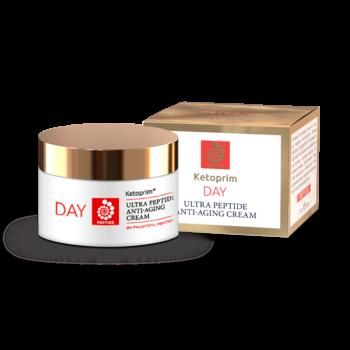 Пептидный дневной крем для лица Ketoprim®, 50 ml