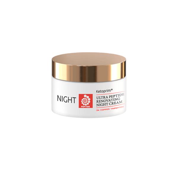 Пептидный ночной крем для лица Ketoprim®, 50 ml